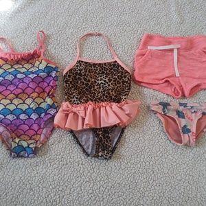 Other - girls swimwear bundle